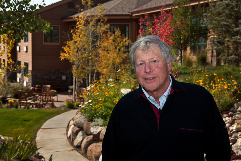 Dr. Jack Eck to retire from Vail Health Foundation in December